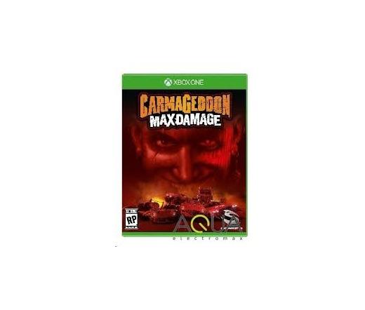 Xbox One Carmageddon - Max Damage ajándék DLC
