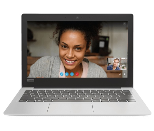 "NBK Lenovo IdeaPad 120S-11IAP 11,6"" Fehér"