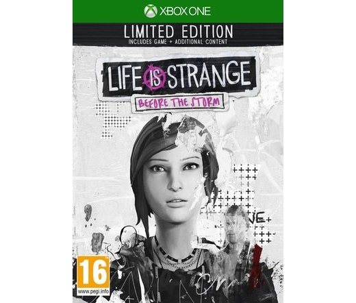 Life is Strange: Before the Storm LE Xbox One
