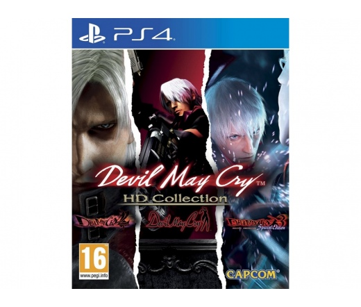 Devil May Cry Trilogy PS4