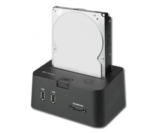 Sharkoon QuickPort PRO USB/e-SATA Dokkoló