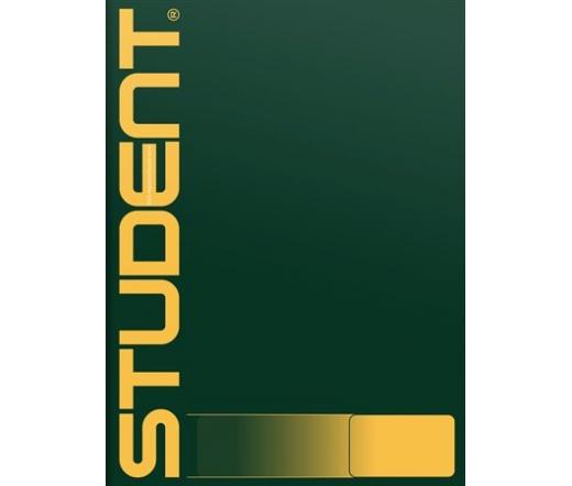"""ICO """"Student"""" füzet, tűzött, A4, sima, 32 lap"""