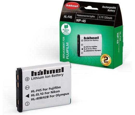 Hahnel HL-F45 (Fujifilm NP-45 720mAh)
