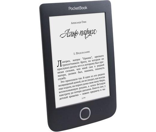 PocketBook Basic 3 fekete