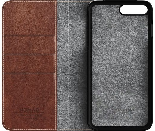 Nomad Leather Folio iPhone 7/8 Plus-hoz