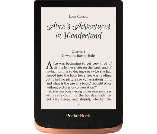 Pocketbook Touch HD 3 rézvörös