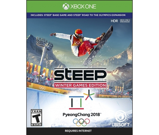 Xbox One Steep Winter Games Edition