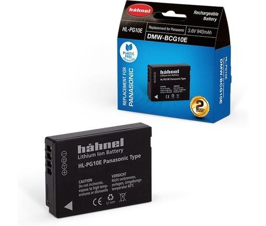 Hahnel HL-PG10E (Panasonic DMW-BCG10E 940mAh)