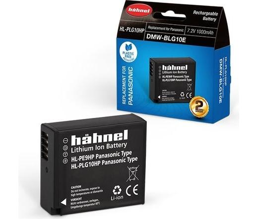 Hahnel HL-PLG10HP (Panasonic DMW-BLG10EHP 1000mAh)