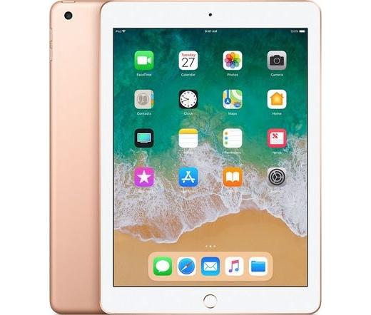 """Apple iPad 9,7"""" 128GB Wi-Fi arany"""