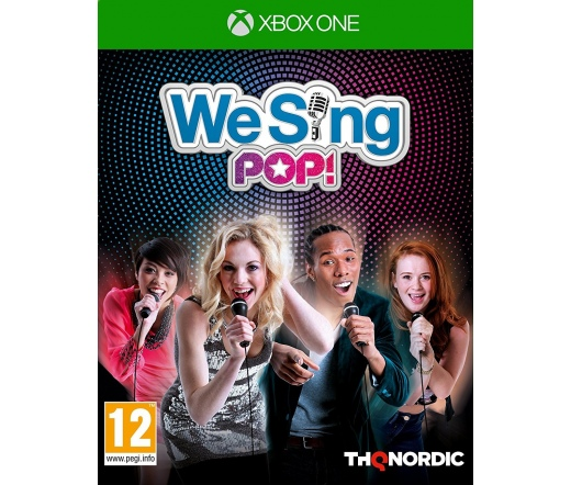 Xbox One We Sing Pop