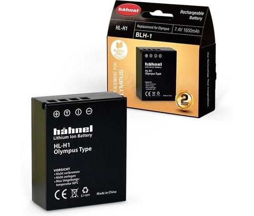 Hahnel HL-H1 (Olympus BLH-1 1650mAh)