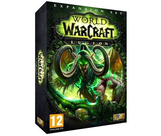 Activision World of Warcraft: Legion PC