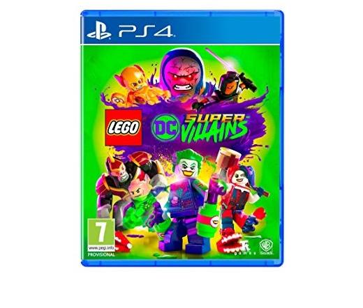 Play Station 4 LEGO DC Super-Villains
