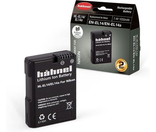 Hahnel HL-EL14/EL14A (Nikon EN-EL14/EL14A 1050mAh)