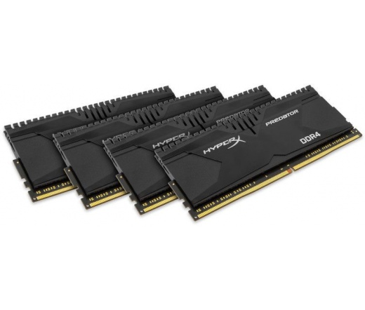 Kingston HyperX Predator DDR4 3600MHz kit4 32GB