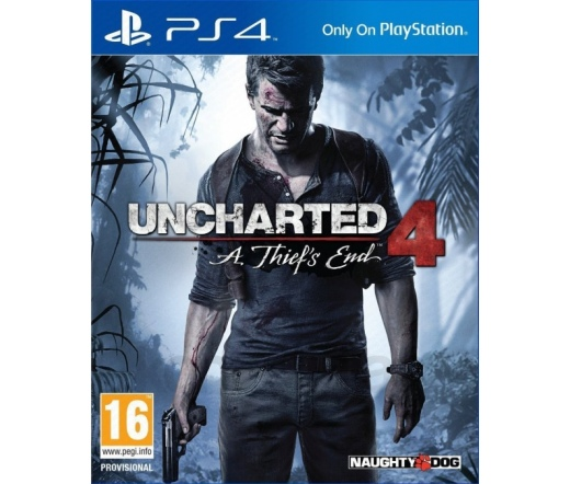 PS4 Uncharted 4: A Thief`s End HITS