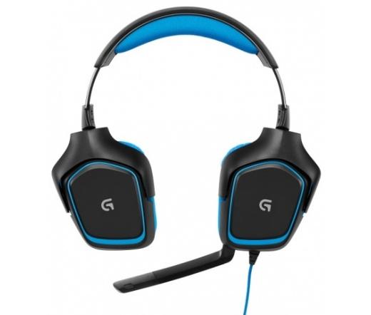 Logitech G430 Surround Sound Gaming Headset - 981-000537 - Fejhallgató -  Fejhallgató 37824e9198