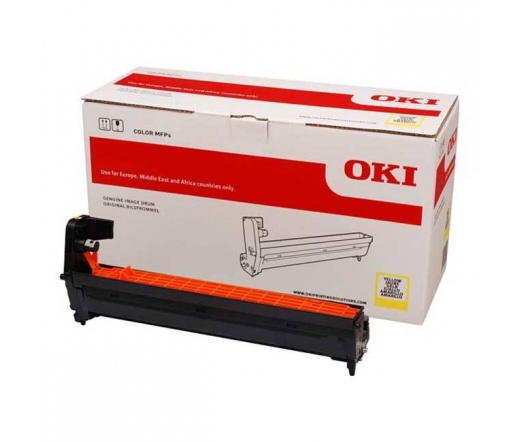 Toner OKI C600 (Sárga, 30k)