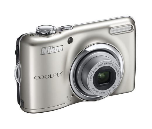 Nikon COOLPIX L23 Ezüst
