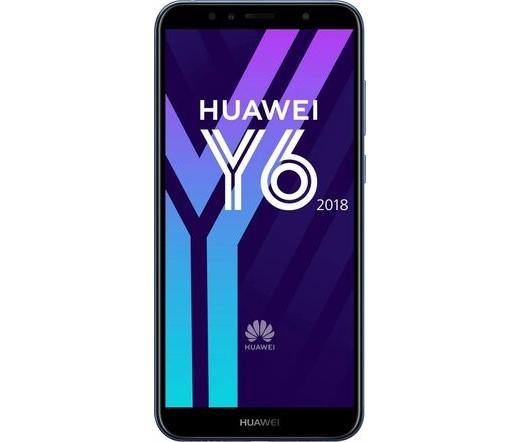 Huawei Y6 2018 kék