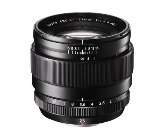 Fujifilm XF23mm F/1.4 R Fekete objektív