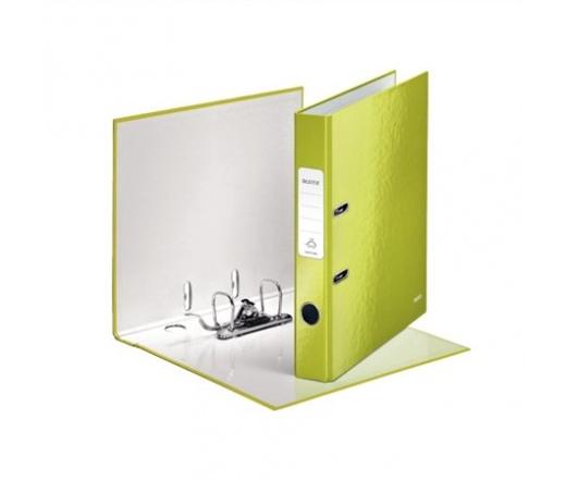 Leitz Iratrendező, 50 mm, A4, Zöld