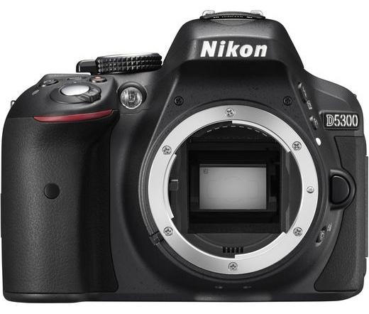 Nikon D5300 váz