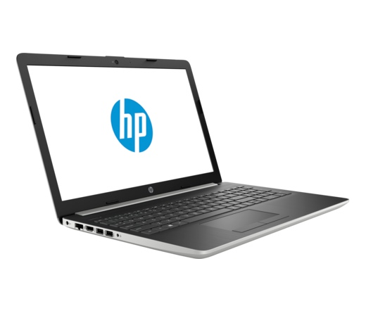 HP 15-da0037nh notebook ezüst