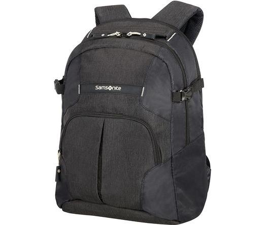 """Samsonite Rewind Laptop Backpack M 16"""" Black"""