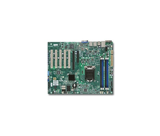 Supermicro Mother Board - Intel MBD-X10SLA-F-