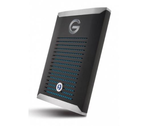 G-Drive mobile Pro SSD 500GB Black