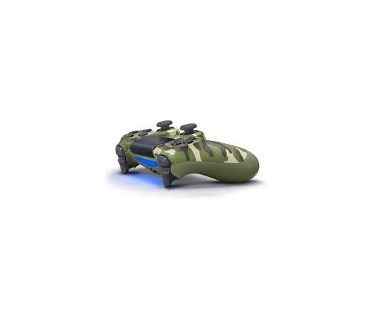 SONY PS4 DualShock 4 V2 kontroller zöld terepszínű