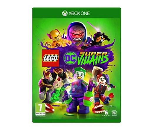 XBOX ONE Lego DC Super-Villains