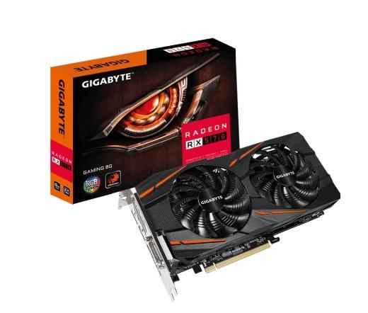 Gigabyte RX570 Gaming 8G