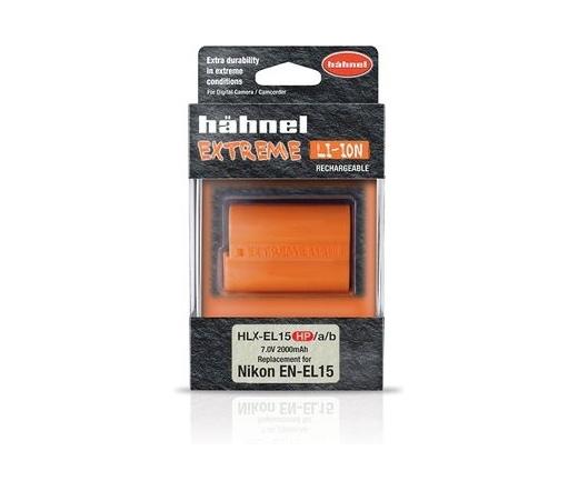 Hahnel Extreme HLX-EL15HP (Nikon EN-EL15 2000mAh)