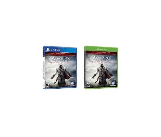 Xbox One Assassin´s Creed The Eizo Collection