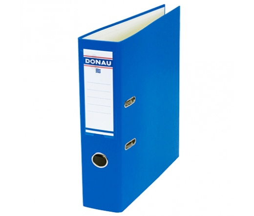 Donau A4 PP karton 75mm kék