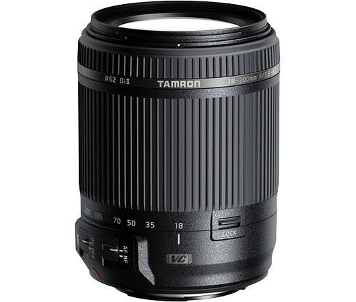 Tamron 18-200mm f/3.5-6.3 Di II (Sony)
