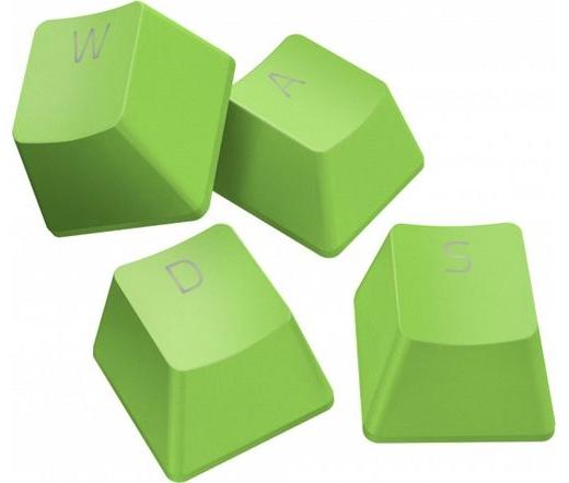 Razer PBT gombsapkakészlet Razer-zöld