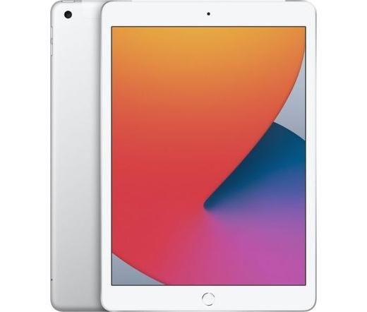 "Apple iPad 10.2"" (2020) 32GB 4G/LTE ezüst"