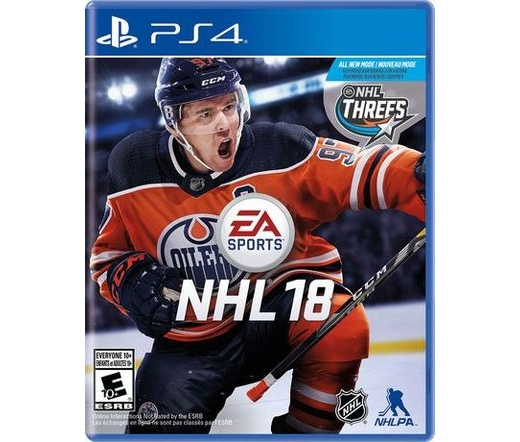 NHL 18 PS4 HU/RO