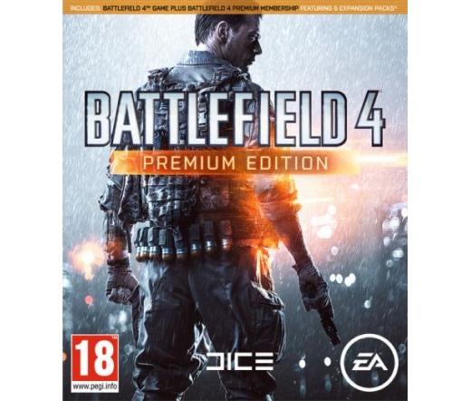 Battlefield 4 Premium Edition Xbox One