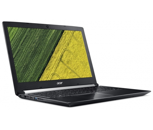 """Acer A715-72G 15,6"""" i5/8GB/1TB Fekete"""