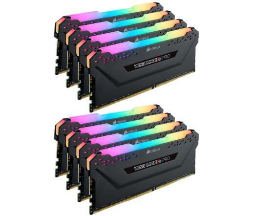 Corsair Vengeance 64GB 2666MHz DDR4 RGB Pro CL16 8