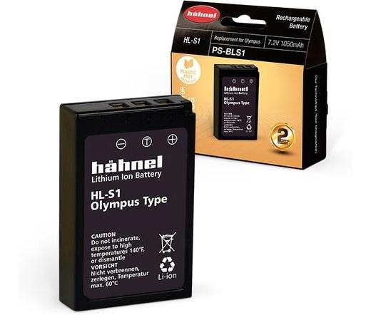 Hahnel HL-S1 (Olympus PS-BLS1 1050mAh)