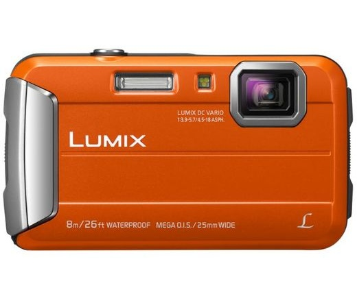 Panasonic DMC-FT30EP narancs