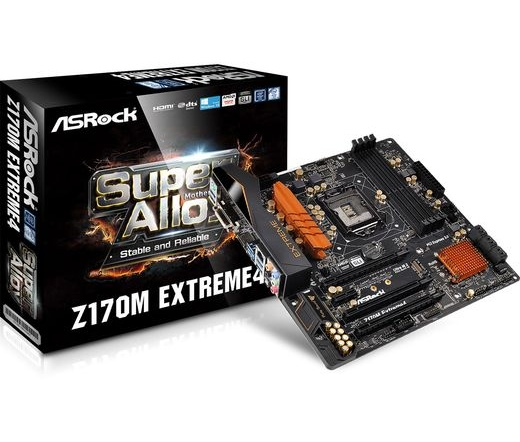 Asrock Z170M Extreme4