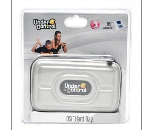 NDSi Bag - Under Control Kemény Tok Ezüst