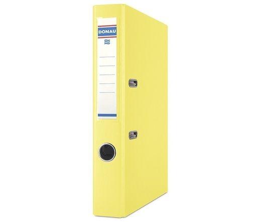 Donau A4 PP karton 50mm sárga